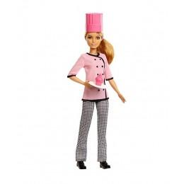 Barbie Kariera FMT47 Lalka - Cukiernik