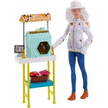 Barbie - Możesz być kim chcesz - Lalka Pszczelarka FRM17