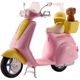 Barbie - Skuter ze szczeniaczkiem - FRP56