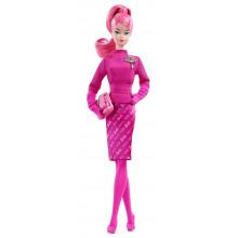 Barbie – 60. rocznica – Lalka kolekcjonerska - Barbie Proudly Pink – FXD50