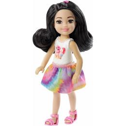 Barbie - Club Chelsea - Dziewczynka Szatynka - FXG77