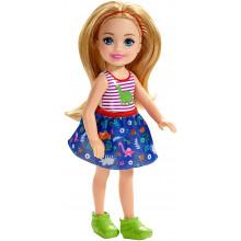 Barbie - Club Chelsea - Dziewczynka Blondynka - FXG82