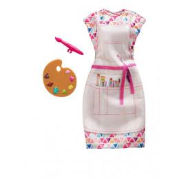 Barbie - Zestaw ubranek - Malarka FXH98