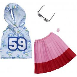 Barbie - Zestaw dodatkowych ubranek - FXJ10