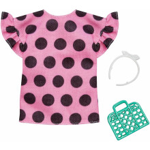 Barbie - Zapasowe ubranka dla lalki - FXJ13