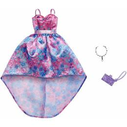 Barbie - Sukienka dla lalki z dodatkami - FXJ17