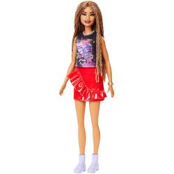 Barbie Fashionistas - Modna Lalka nr 123 - FXL56