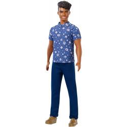 Barbie Fashionistas – FXL61 Stylowy Ken Nr 114