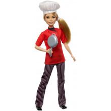 Barbie - Możesz być kim chcesz - Szefowa kuchni FXN99