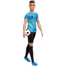 Barbie - Możesz być kim chcesz - Ken Piłkarz - Lalka FXP02
