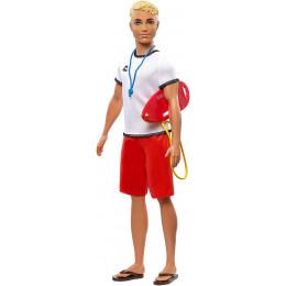 Barbie - Możesz być kim chcesz - Ken Ratownik - Lalka FXP04