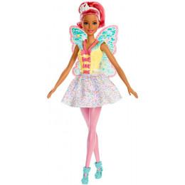 Barbie Dreamtopia - Lalka Wróżka - FXT03
