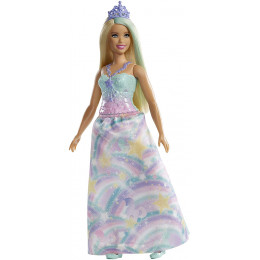 Barbie Dreamtopia - Lalka Księżniczka - FXT14