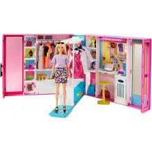 Barbie Fashionistas – Wymarzona szafa – GBK10