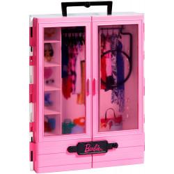 Barbie Fashionistas - Szafa na ubranka Barbie - GBK11