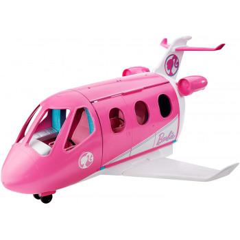 Barbie Dreamhouse Adventures - Samolot z wyposażeniem - 15 akcesoriów GDG76