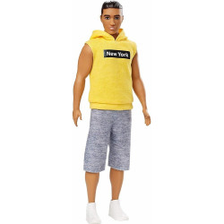 Barbie Fashionistas – GDV14 Stylowy Ken Nr 131