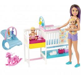 Barbie - Skipper - Opieka nad dziećmi GFL38