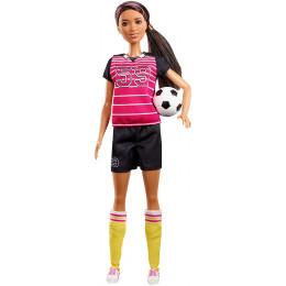 Barbie - Możesz być kim chcesz - Lalka Sportsmenka GFX26
