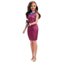 Barbie - Możesz być kim chcesz - Lalka Prezenterka GFX27
