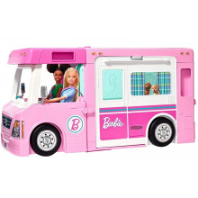 Barbie - Kamper 3w1 - GHL93