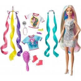 Barbie - Lalka – Baśniowa fryzura – GHN04