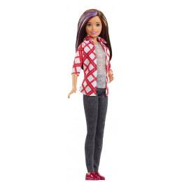 Barbie Dreamhouse Adventure - Lalka podstawowa Skipper - GHR62