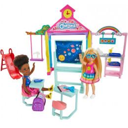 Barbie - Club Chelsea - Zestaw Szkoła - GHV80