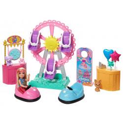 Barbie - Club Chelsea - Wesołe miasteczko - GHV82