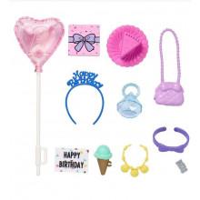 Barbie – Zestaw akcesoriów urodziny – FND48 GHX36