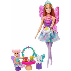 Barbie Dreamtopia - Baśniowe Przedszkole Wróżek - GJK50