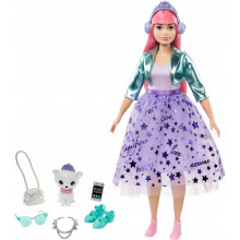 Barbie Princess Adventure – Lalka z akcesoriami – Daisy – GML77