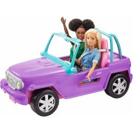 Barbie - Plażowy Jeep - GMT46