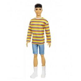 Barbie Fashionistas – Stylowy Ken nr 175 – DWK44 GRB91