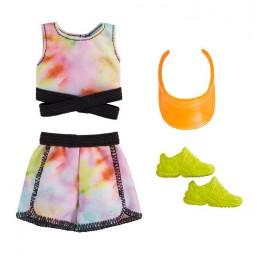 Barbie – Ubranka dla Barbie – Strój sportowy – GWC27 GRB99