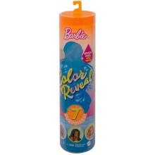 Barbie Color Reveal - Kolorowa niespodzianka w tubie seria 3 - GTP42