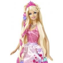 Barbie Bajeczne BCP41 Fryzury Księżniczki