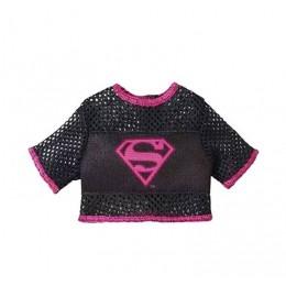Barbie – Ubranka dla Barbie – Bluzka Supergirl – FXJ84