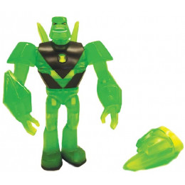 Ben 10 - Out of the Omnitrix - Figurka Diamentogłowy - 76157 46021