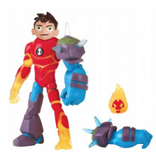 Ben 10 - Mix-n-Match - Figurka Ben, Inferno i Skalniak - BEN46120 46017