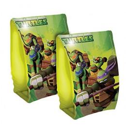 Wojownicze Żółwie Ninja - Rękawki do pływania 15 x 25 cm - 16469