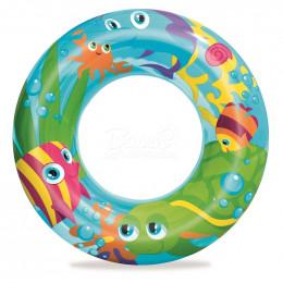 Bestway - Koło do pływania 56cm - Ryby 36013