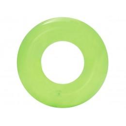 Bestway - Koło do pływania nadmuchiwane 51cm - Zielone 36022