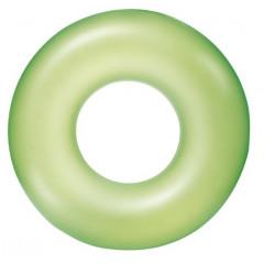 Bestway - Dmuchane koło do pływania 76 cm - zielone - 36024