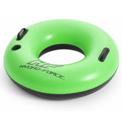Bestway - Dmuchane koło do pływania Hydro-Force – zielone – 36173