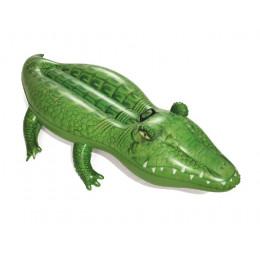 Bestway - Dmuchany krokodyl z uchwytem - 41010