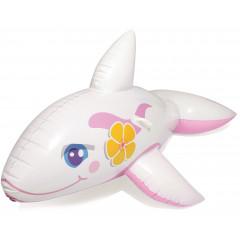 Bestway - Wieloryb do pływania - biały 157cm - 41037