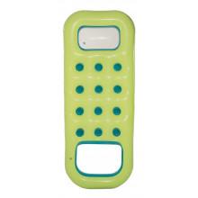 Bestway - Materac basenowy z otworem 185cm x 74cm - zielony 43110