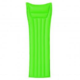 Bestway - Materac do pływania 183cm x 69cm - zielony 44007