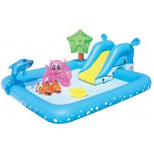 Bestway - Wodny plac zabaw ze zjeżdżalnią - 53052